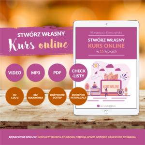 Stwórz kurs online